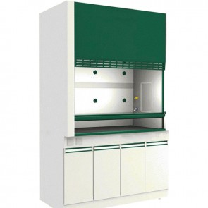 GTech - ตู้ดูดไอสารเคมี - Analog Fume Hood - GT240FA - 2.4 m