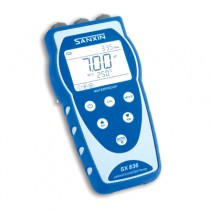 SANXIN-เครื่องวัดค่ากรด-ด่าง, การนำไฟฟ้า-Portable pH/conductivity meter-รุ่น SX823