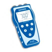 SANXIN-เครื่องวัดค่ากรด-ด่าง-ออกซิเจนในน้ำ-Portable pH/DO meter-รุ่น SX825